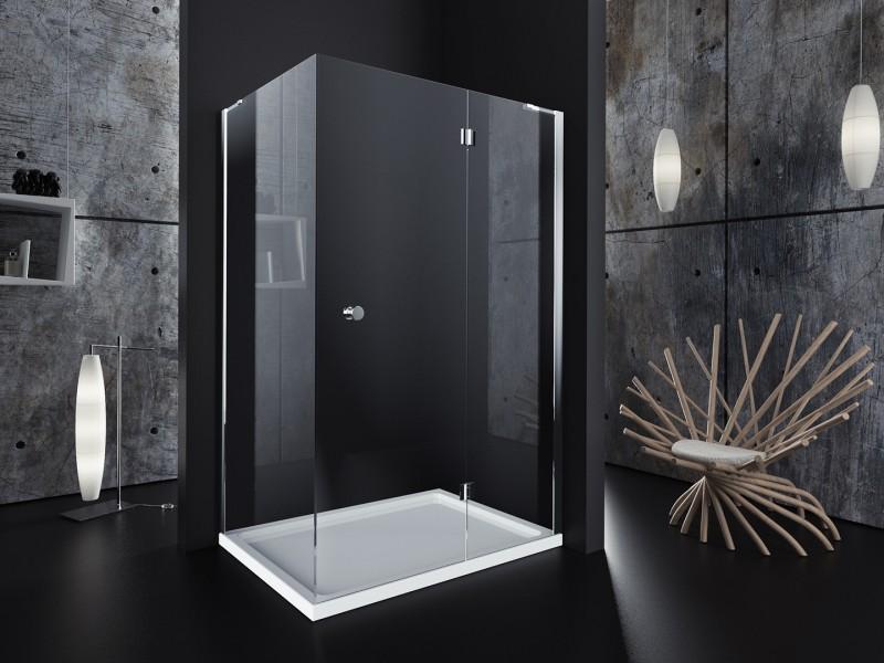 Wizualizacja kabiny prysznicowej Atrium