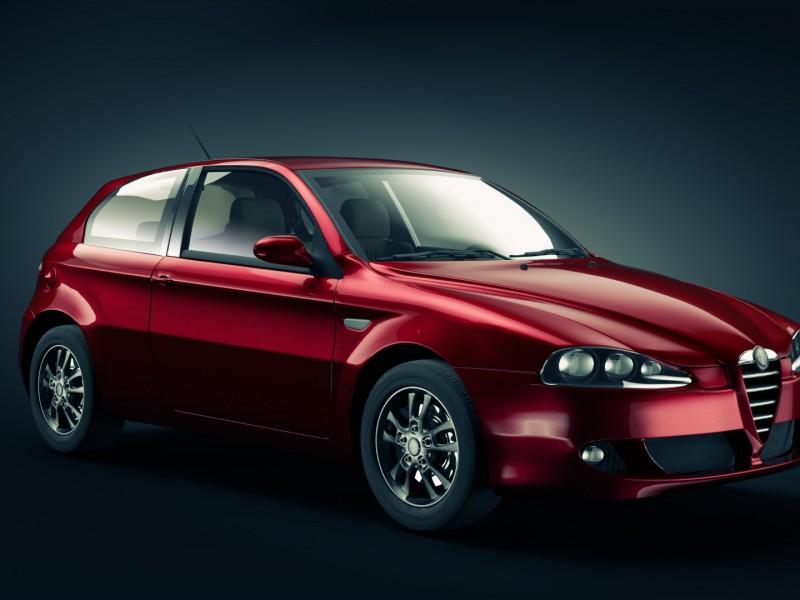 Wizualizacja Alfa Romeo