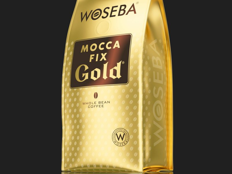 Woseba Mocca Fix Gold