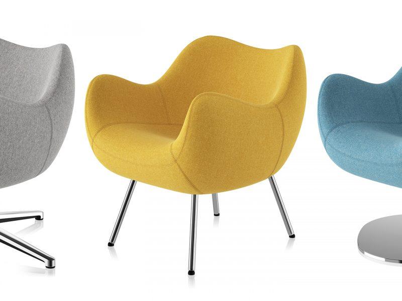 Fotel RM 58 Soft Vzor